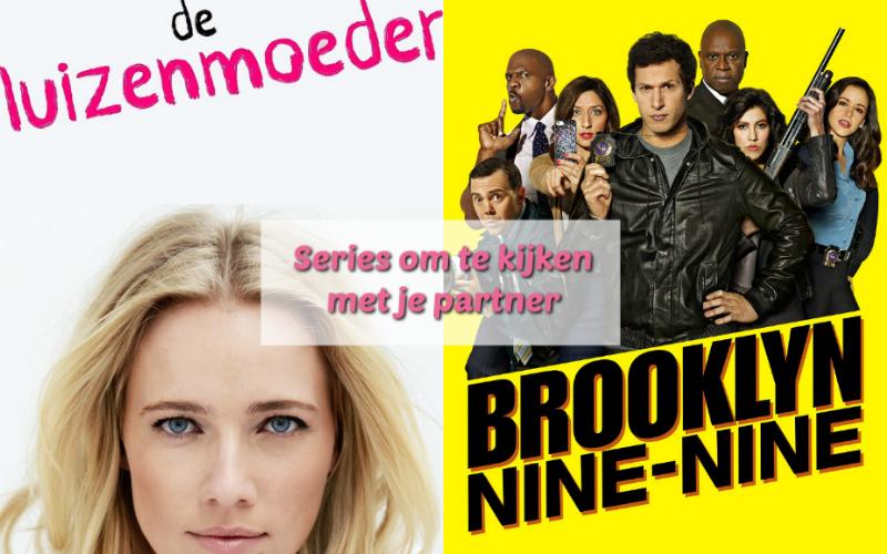 Series om te kijken met je partner - De Luizenmoeder - Brooklyn Nine-Nine