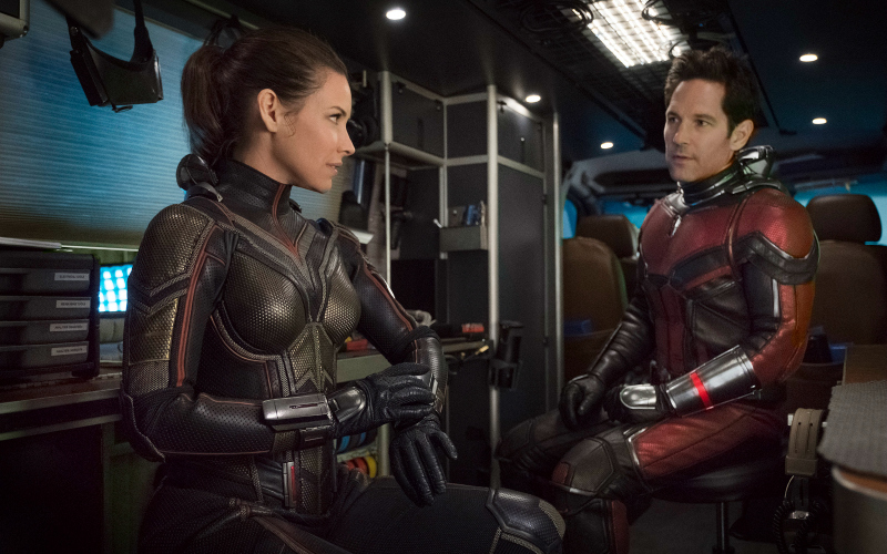 Ant-Man and The Wasp still 3