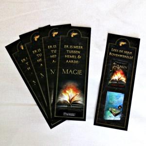 Drakendal en De Magier vierkant
