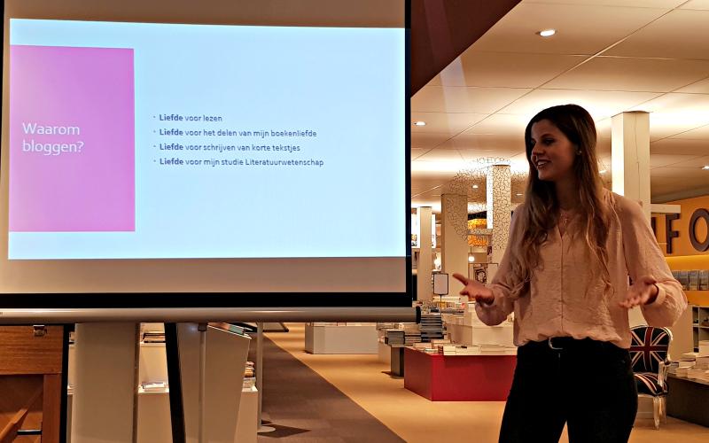 Dutch Book Chick - HarperCollins Holland