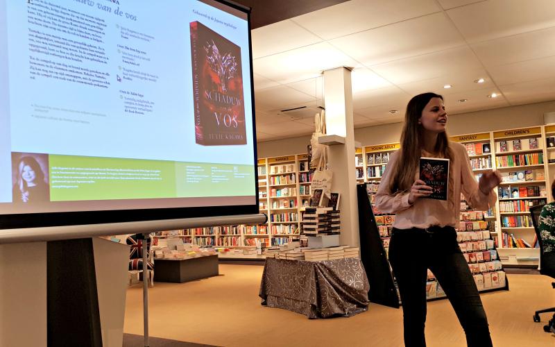 Schaduw van de Vos - HarperCollins Holland - Nanouk