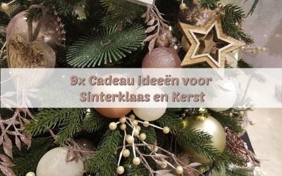 9x Cadeau ideeën voor Sinterklaas en Kerst