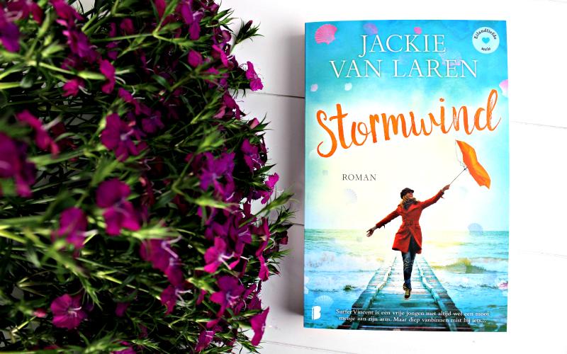 Stormwind - Jackie van Laren