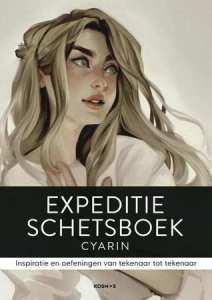 Expeditie Schetsboek - Cyarin - Laura Brouwers