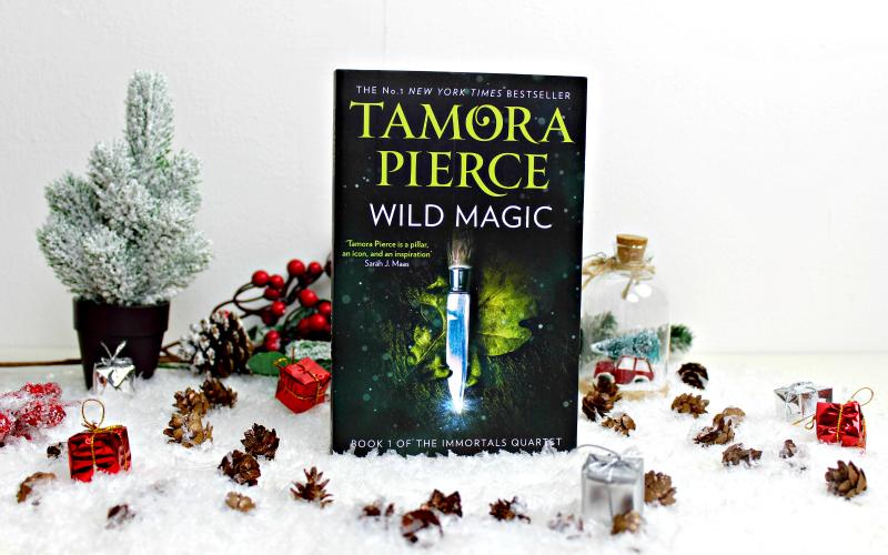 Wild Magic - Tamora Pierce