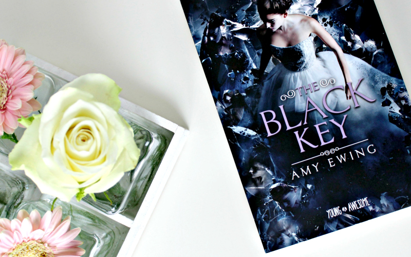 The Black Key - Amy Ewing