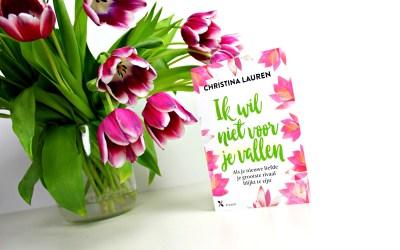 Boekrecensie | Ik wil niet voor je vallen – Christina Lauren