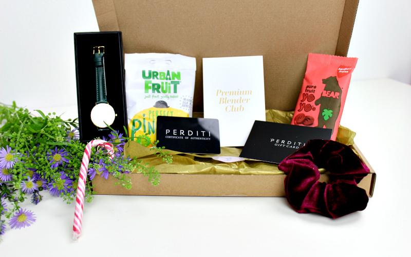 DutBle Premium Blender Goodiebox