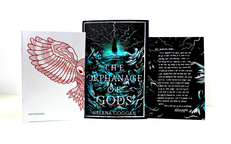 The Orphanage of Gods by Helena Coggan