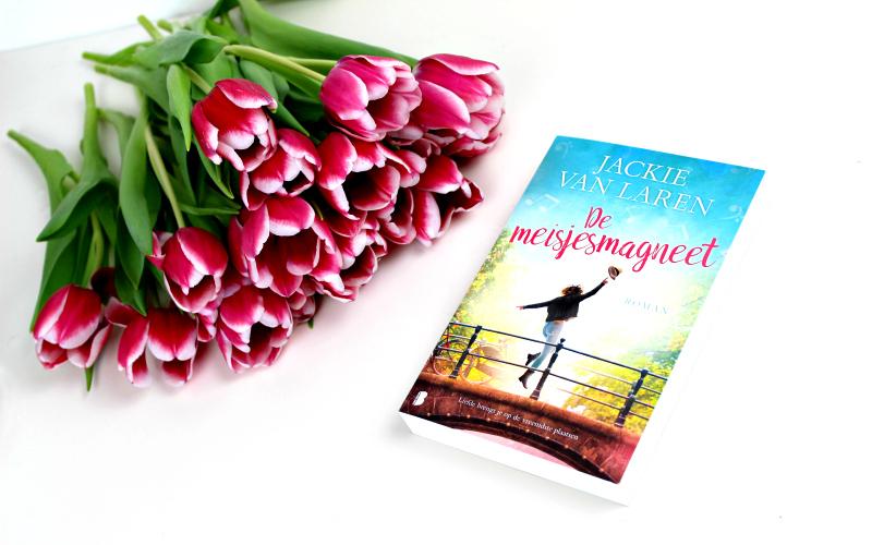 Boekrecensie | De Meisjesmagneet – Jackie van Laren