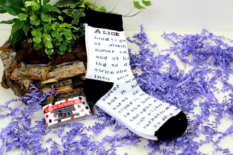 Bookish Socks