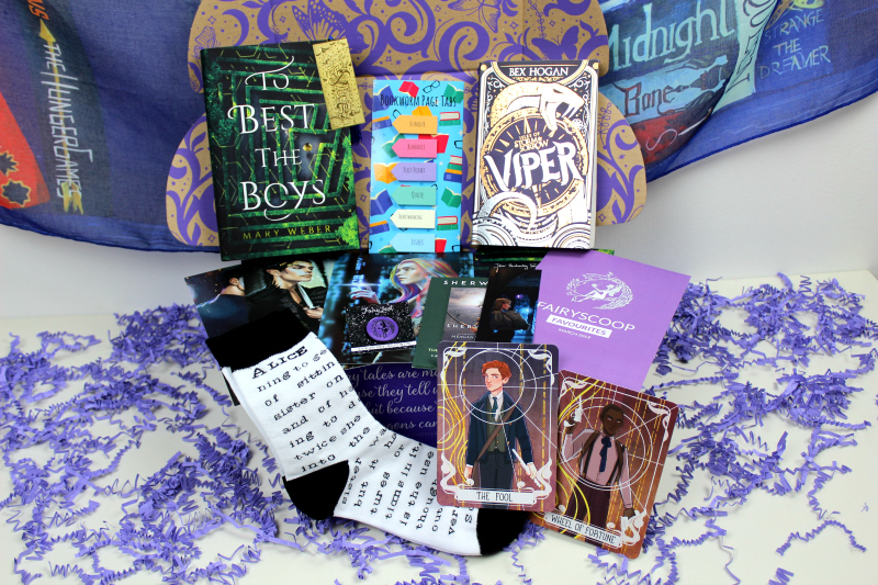 Fairyloot - Favourites