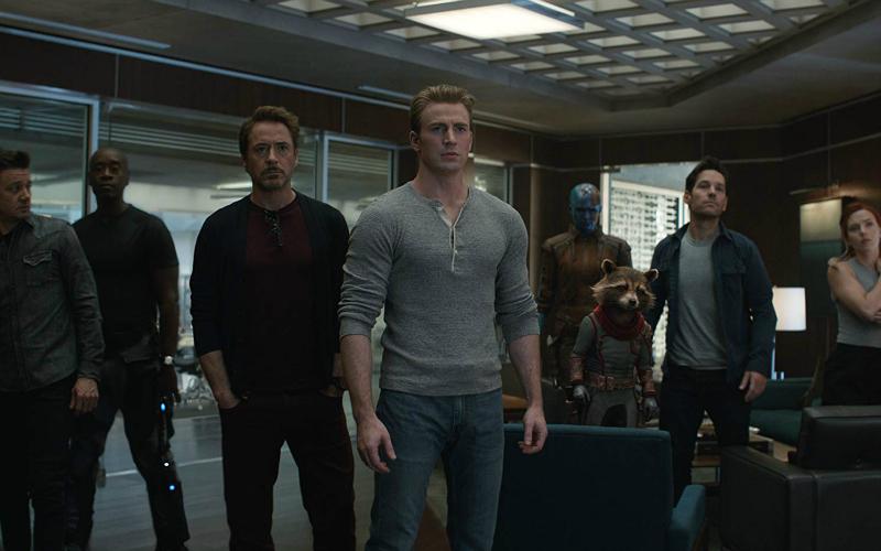 Avengers Endgame still