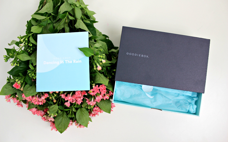 Unboxing | Goodiebox – Dancing in the Rain