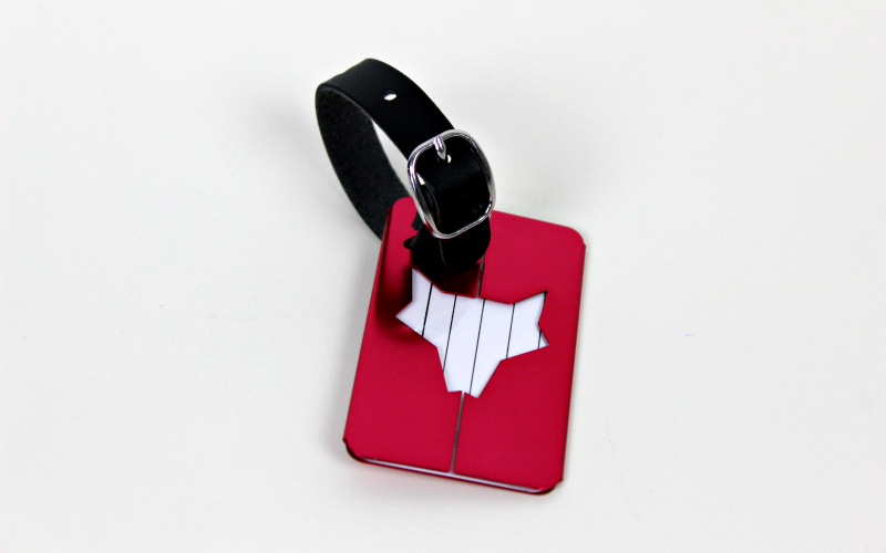 Howler Luggage Tag