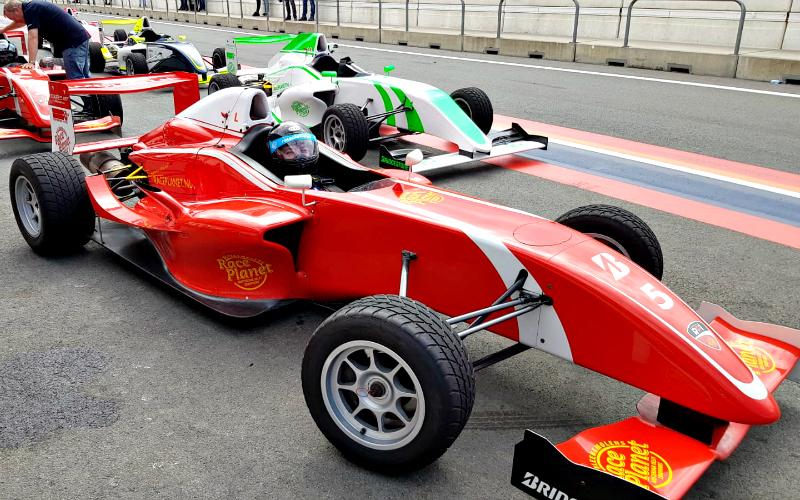 Driving Experience - Zandvoort - Formule RP1