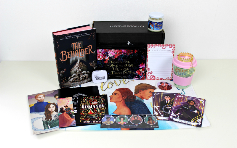 Fairyloot Unlikely Romances