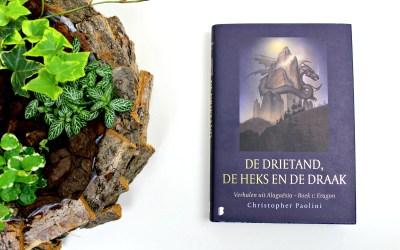 Boekrecensie | De drietand, de heks en de draak – Christopher Paolini