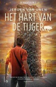 Boekrecensie | Het Hart van de Tijger – Jeroen van Unen