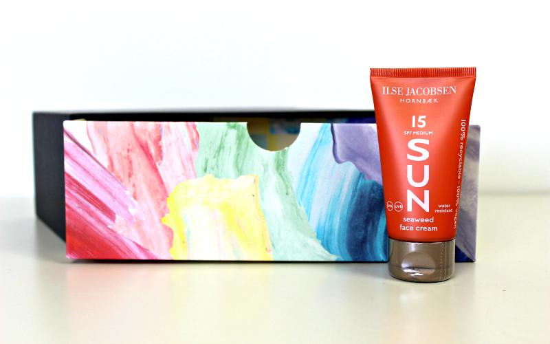 Ilse Jacobsen - SUN Seaweed Face Cream SPF 15