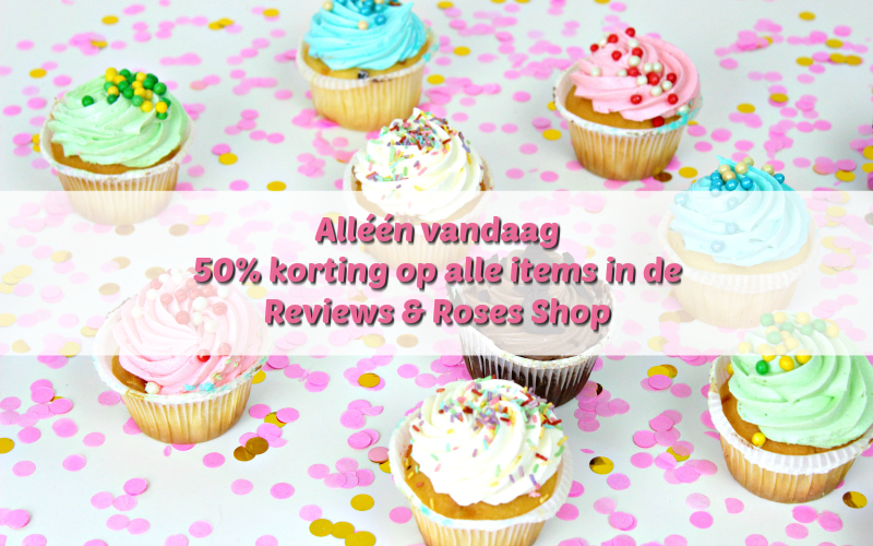 Korting in de shop