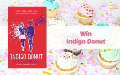Win Indigo Donut door Patrick Lawrence {Afgelopen}