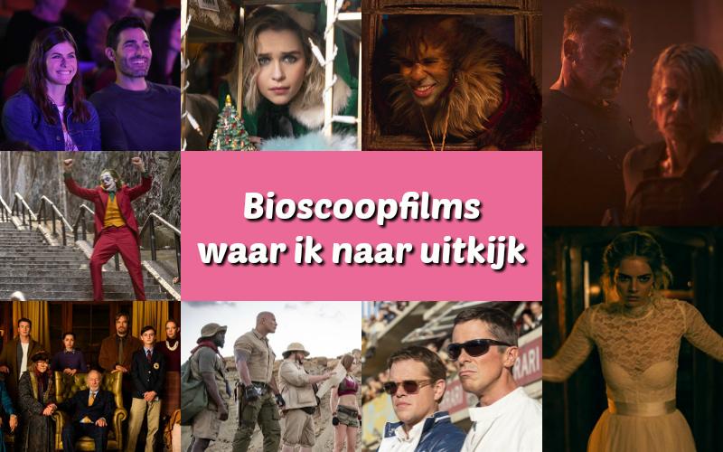 Bioscoopfilms waar ik naar uitkijk vierde kwartaal 2019