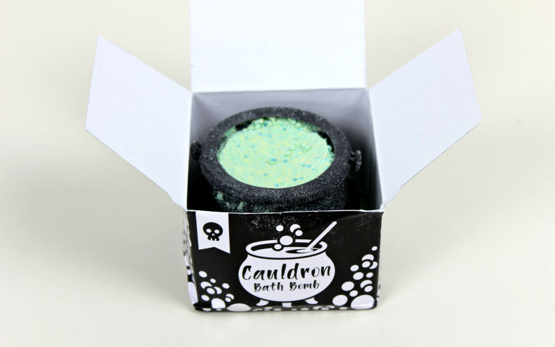 Cauldron Bath Bomb