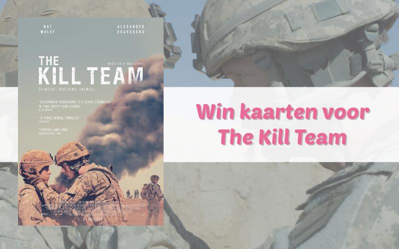 Win kaarten voor The Kill Team
