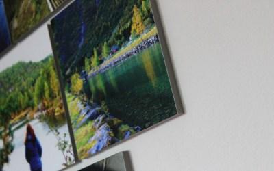 MIXPIX® | Foto's aan de muur zonder boren