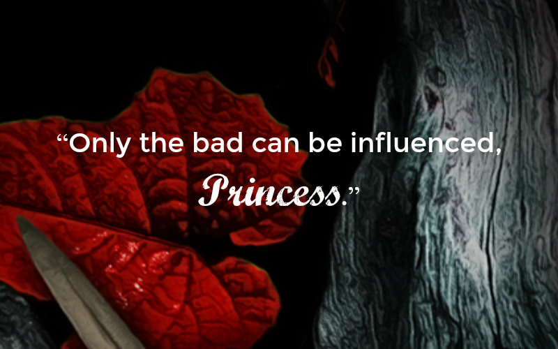 Quote From Blood and Ash