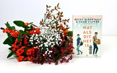 Boekrecensie | Wat als dit het is – Becky Albertalli & Adam Silvera