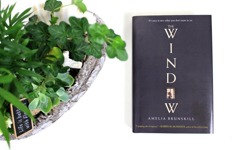 The Window - Amelia Brunskill