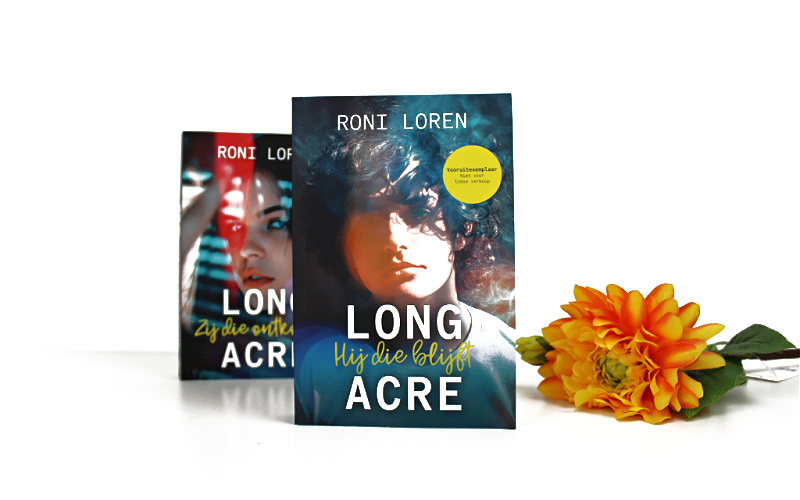 Hij die blijft - Roni Loren