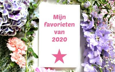 Mijn favorieten van 2020 | Boeken, films & meer!