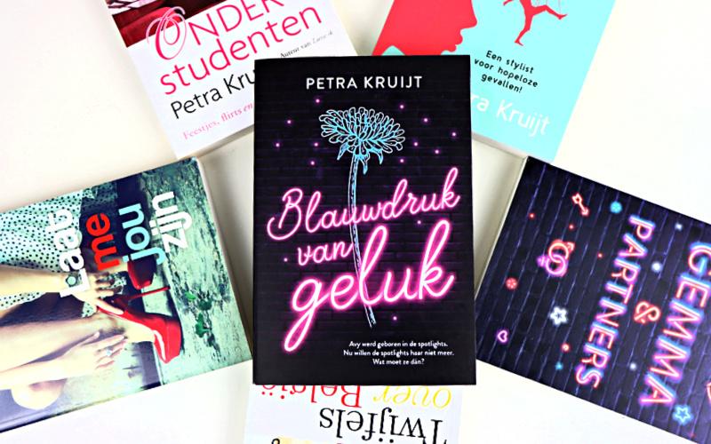 Blauwdruk van geluk - Petra Kruijt
