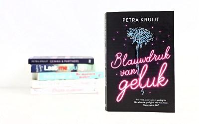 Boekrecensie | Blauwdruk van geluk – Petra Kruijt