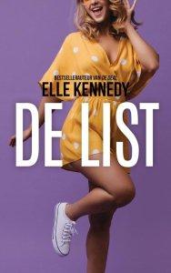 De list - Elle Kennedy