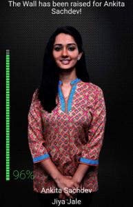 Ankita Sachdev Rising Star Contestant 2017 Season 1