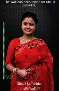 Sheuli Samaddar Rising Star Contestant 2017 Season 1