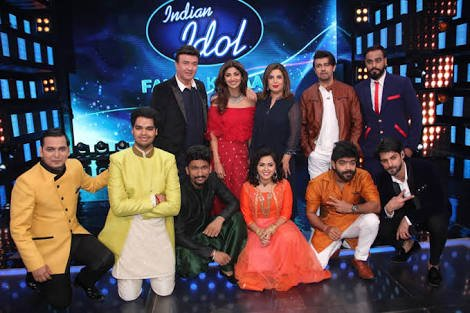 Indian Idol 18th march top 5 contestants performance promo