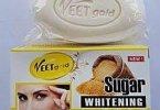 Veet Gold Sugar Whitening Soap