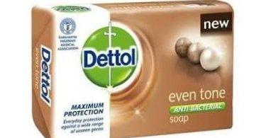 Dettol Even Tone Soap