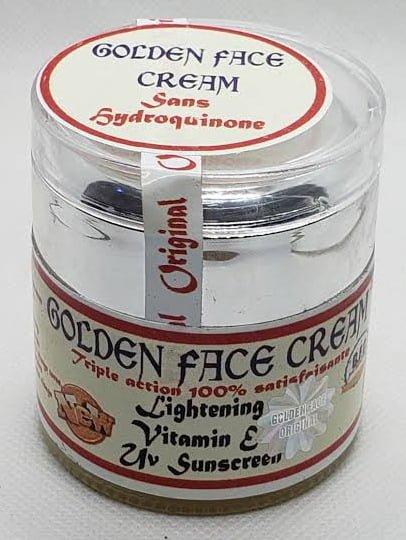 Golden Face Cream Triple Action