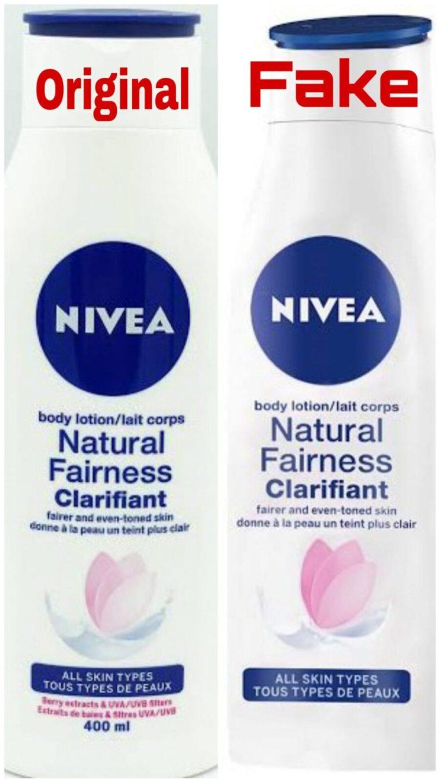 Nivea Natural Fairness Cream