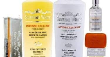 Supreme White Body Lotion