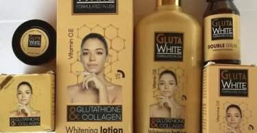 Gluta White Lotion