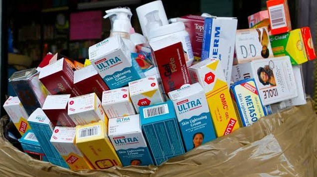 Skin Bleaching Products