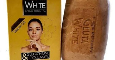 Gluta White Exfoliating Soap