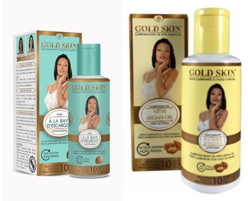 Gold Skin Lotion